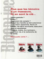 Verso de Bloodline -2- La traque