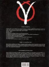Verso de V pour Vendetta -3- La valse du vice