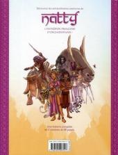 Verso de Natty -1- Tome 1