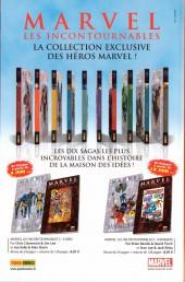 Verso de Marvel Heroes (Marvel France - 2007) -8- Armes secrètes