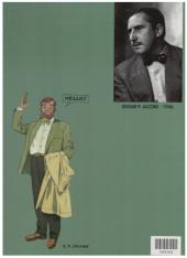 Verso de Blake et Mortimer (France Loisirs) -6- La marque jaune