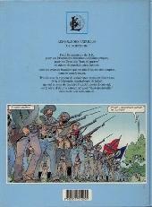 Verso de Les grandes batailles de l'histoire en BD -8- La guerre de sécession, de Bull run à Appomatox