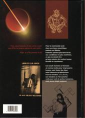 Verso de Zéro absolu -2- Deuxième acte