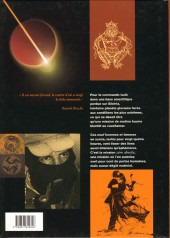Verso de Zéro absolu -3- Troisième acte