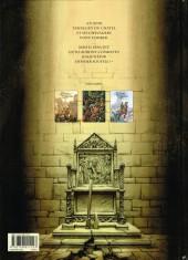 Verso de Le trône d'Argile -3- Henry, roi de France et d'Angleterre