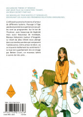 Verso de Girl friend -1- Volume 1