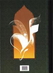 Verso de SinBad -1TL- Le Cratère d'Alexandrie