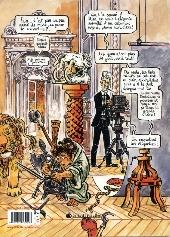Verso de Hautes œuvres - Petit traité d'humanisme à la Française