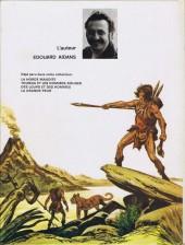 Verso de Tounga (Cartonnée) -4- La grande peur
