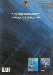Verso de Reflets d'écume -2- Noyade