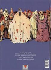 Verso de Gothic -2- La sphinge à deux têtes