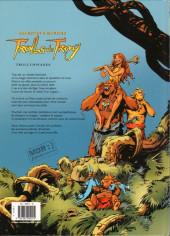 Verso de Trolls de Troy -11- Trollympiades