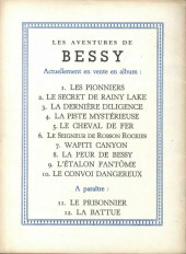 Verso de Bessy -10- Le convoi dangereux