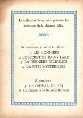 Verso de Bessy -4- La piste mystérieuse