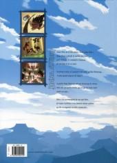 Verso de Hana Attori -1- Irréductibles ninjas