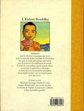 Verso de (AUT) Cosey - L'enfant Bouddha