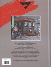Verso de S.O.S. Bonheur - Tome INT