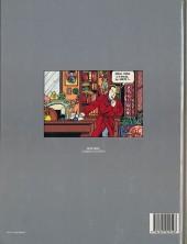 Verso de Dick Hérisson -2- Les voleurs d'oreilles