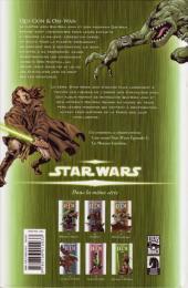 Verso de Star Wars - Jedi -6- Qui-Gon & Obi-Wan