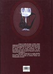 Verso de Ombre et lumière -2- Ombre et lumière - volume 2
