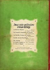 Verso de Blake et Mortimer (Historique) -2- Le Secret de l'Espadon - Tome II