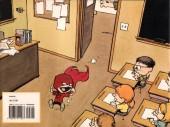 Verso de Calvin and Hobbes (1987) -9- Homicidal psycho jungle cat