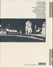 Verso de Les Écorchés - Les écorchés