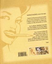 Verso de (AUT) Buchet - Sketchbook Buchet
