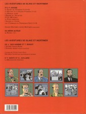 Verso de Blake et Mortimer (Les Aventures de) -14- La Machination Voronov