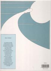 Verso de Le vagabond des Limbes -3c1990'- Les charognards du cosmos