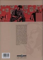 Verso de Le dessinateur -1- Caroline