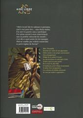 Verso de Le sursis -INT- Intégrale