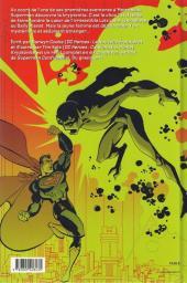Verso de Superman - Kryptonite