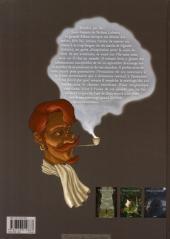 Verso de Nelson Lobster (Les aventures extraordinaires de) -3- L'œil de Zaya