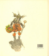 Verso de (AUT) Hausman -6- Loup blanc