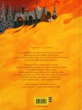 Verso de Brüssli -2- Le guerrier