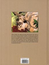 Verso de La mémoire des arbres -INT3- La belle coquetière