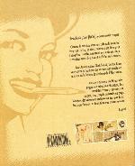 Verso de (AUT) Vatine - Sketchbook Vatine #2