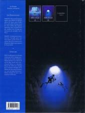 Verso de Arctica -2- Mystère sous la mer