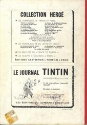 Verso de (Recueil) Tintin (Album du journal - Édition belge) -82- Tome 82