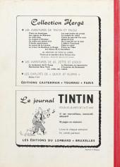 Verso de (Recueil) Tintin (Album du journal - Édition belge) -65- Tome 65