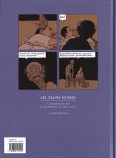 Verso de Les olives noires -2- Adam Harishon