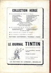 Verso de (Recueil) Tintin (Album du journal - Édition belge) -76- Tome 76