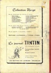 Verso de (Recueil) Tintin (Album du journal - Édition belge) -52- Tome 52