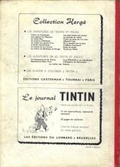 Verso de (Recueil) Tintin (Album du journal - Édition belge) -56- Tome 56