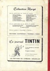 Verso de (Recueil) Tintin (Album du journal - Édition belge) -57- Tome 57