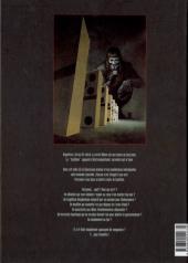 Verso de V pour Vendetta -INT- Intégrale