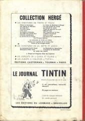 Verso de (Recueil) Tintin (Album du journal - Édition belge) -90- Tome 90