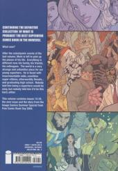 Verso de Invincible: The Ultimate Collection (2003) -INT02- Volume 2
