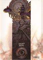 Verso de Apocalypse -1- Les plus grands naissent posthumes
